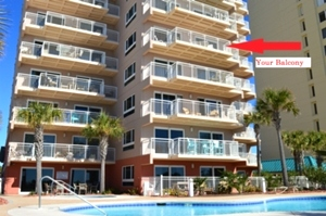 Destin Towers Condo 52
