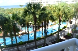 Destin Condominium Rental  GulfSide Condominium Rental In Florida (850) 865-7186 - Destin West Condo 403