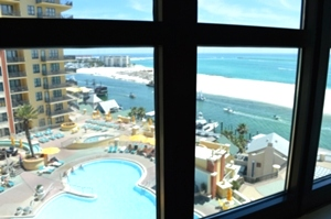 GulfSide Vacation Rental In Florida  Condominium Rental In Florida - Emerald Grande Condo 623