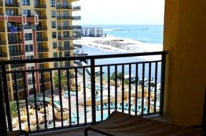 GulfSide Condominium Rental (850) 865-7186 Florida  Condominium Rental In Florida - Emerald Grande Condo 722