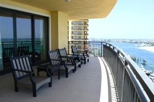 GulfSide Condominium Rental (850) 865-7186 Florida | Emerald Grande Condo Unit 725