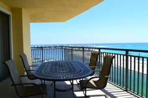 GulfSide Condominium Rental (850) 865-7186 Florida | Emerald Grande Condo 925